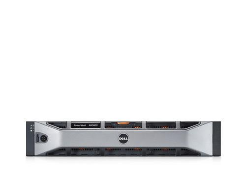 Sistema de armazenamento PowerVault NX3600