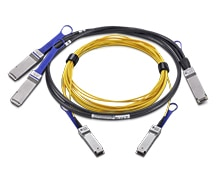 Cables and optics supporting data rates up to 100Gb/s