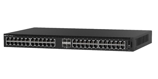 Dell EMC Networking serie N1100: Switch Dell EMC Networking N1148T-ON