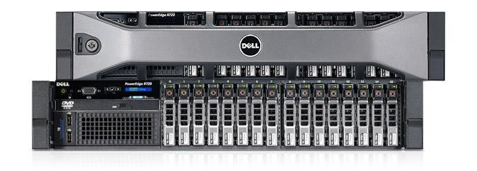 Server R720 PowerEdge