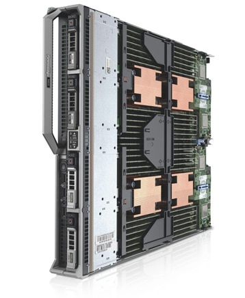 PowerEdge M820 Server — Outstanding performance and scalability