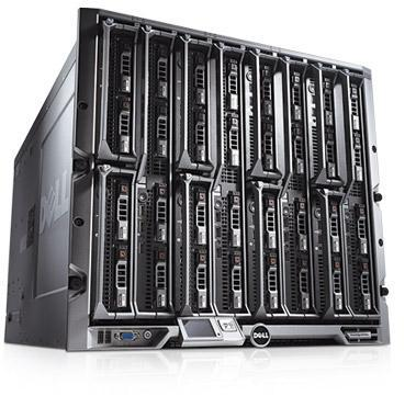 PowerEdge M1000e – en ny tidsalder for bladeservere