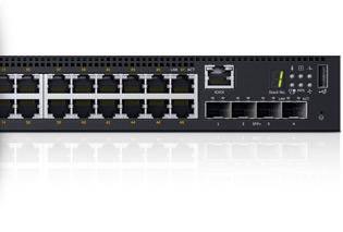 Switches Dell Networking serie N1500: Actualice su acceso a la red