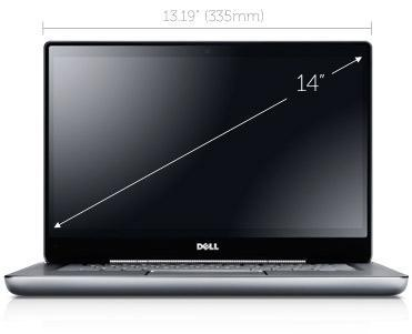 Ordinateur portable XPS 14z