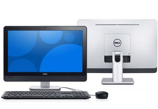 מפוארת מחשב All-in-One מסדרת Inspiron One 23 2000 | Dell ישראל OX-77