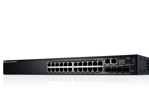 Dell Networking 7024 Switch