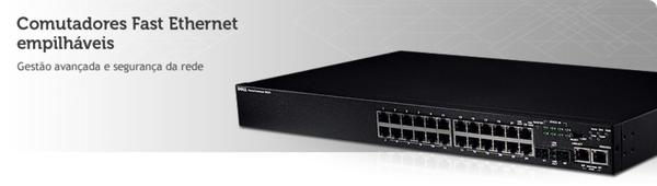 Comutadores PoE (Power-over-Ethernet)
