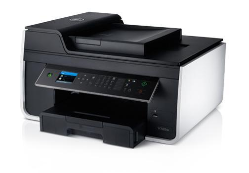 Dell v725w Inkjet Printer