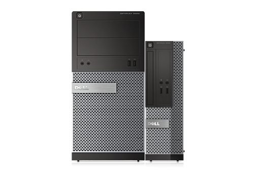 OptiPlex 3020 MT Desktop and SFF Desktop.