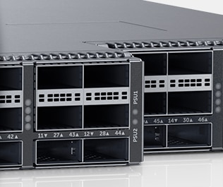 Networking H Series Edge - End to end throughput and reliability