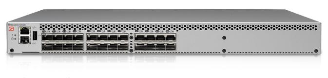 Switch de red Brocade 6505