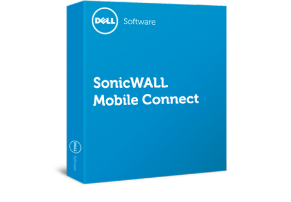 Software SonicWALL Mobile Connect