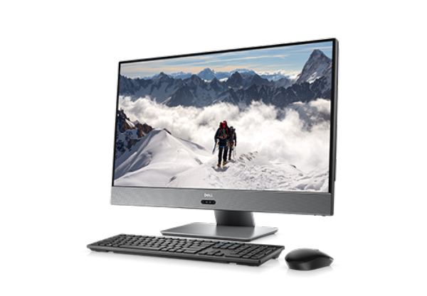 Inspiron 7000Serie, 27 AIO ohne Touch-Funktion