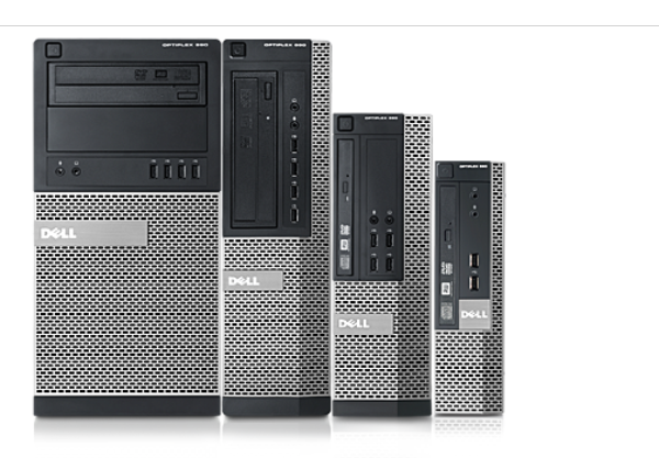 Desktop Dell OptiPlex 990
