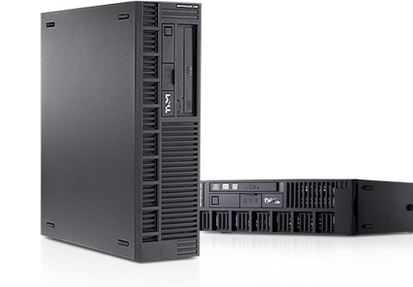 Ordinateur de bureau Dell OptiPlex XE
