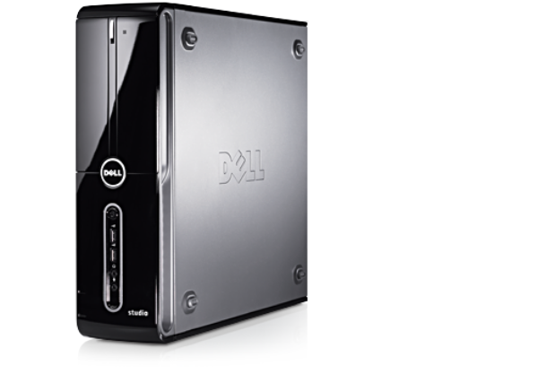 PC de bureau Dell Studio compact
