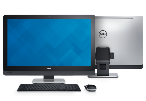 XPS 27 2720 All-In-One and Peripherals