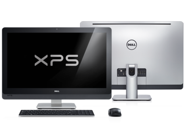 XPS One 2710 AIO Desktop with Peripherals