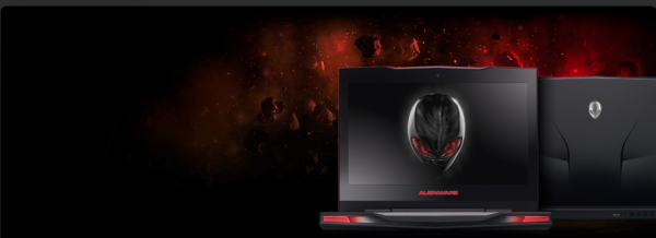 Ordinateur portable Alienware M11x