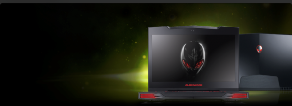 Portable Alienware M15x