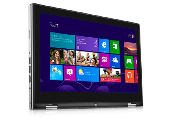 Notebook Inspiron 13 7348 touch-screen