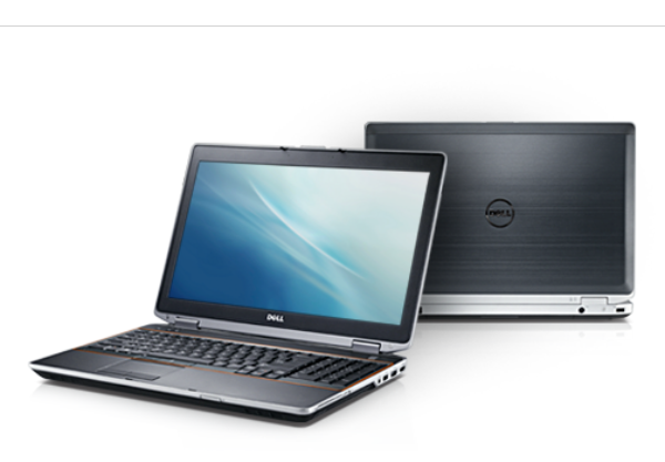 Notebook Latitude E6520
