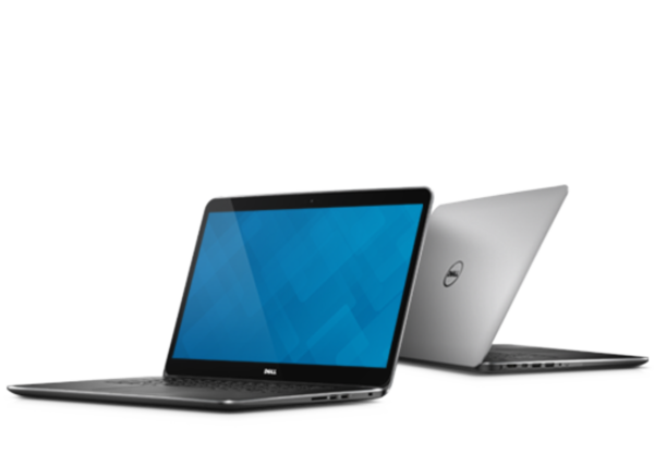 XPS 15 Laptop Available with 4K Ultra HD Touch Display - Dell