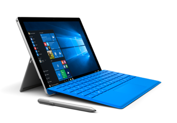 Ordinateur tablette Surface 4 de Microsoft