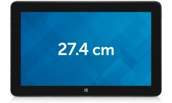 Venue 11 Pro Windows Tablet-PC der 7000 Serie