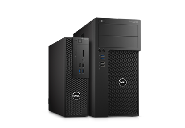 Dell Precision Tower 3000 Series (3420, 3620)