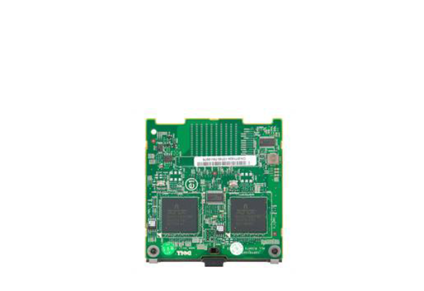 Broadcom NetXtreme II 5708 Dual Port Ethernet Mezzanine Card with TOE for Dell PowerEdge M1000E-Series Blade Servers