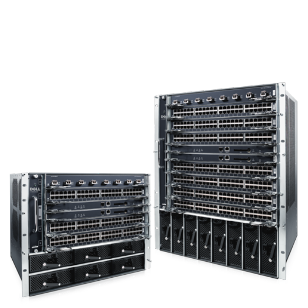 PowerEdge-R710 - Dell Networking C-Series chassis-based switches