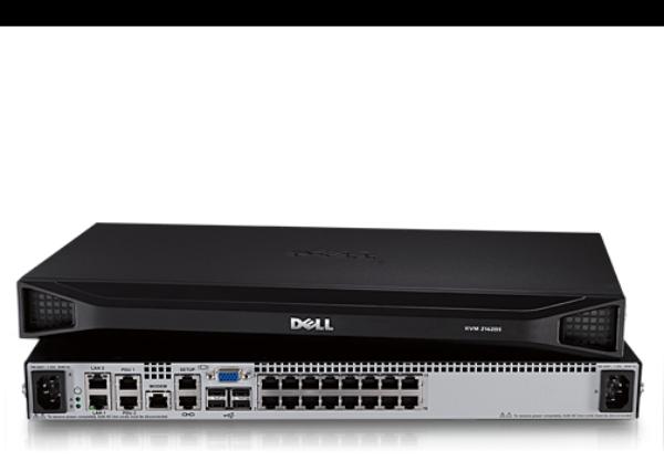 Dell KVM 2162DS Consola Întrerupător