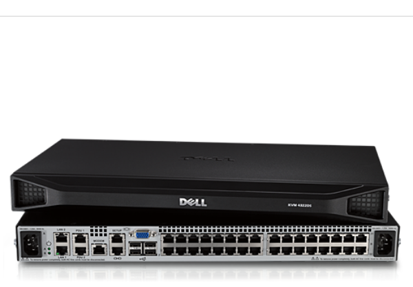 Dell PowerEdge 4322DS-consoleswitch