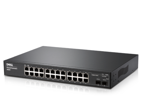 Dell PowerConnect 2824 managed switch
