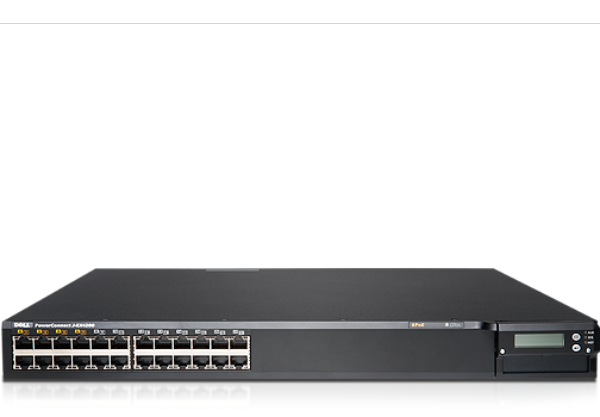 PowerConnect J-EX4200-24T Ethernet Switch