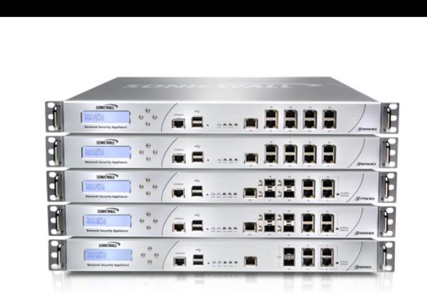SonicWall e-class NSA series