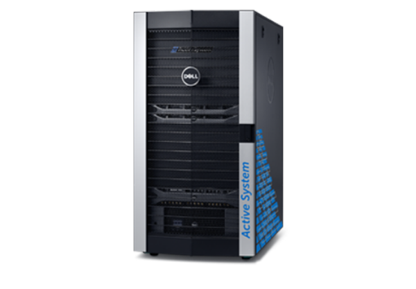 Active System 50 Converged Infrastructure Solution