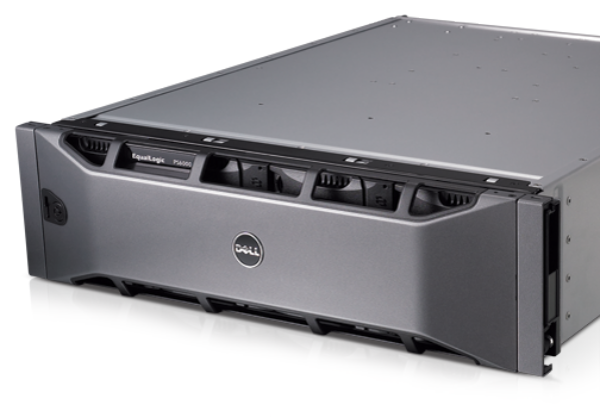 Dell EqualLogic PS6000XV iSCSI SAN