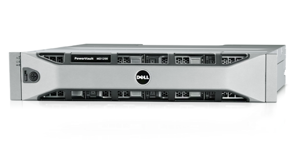 Dell storage - model md1200