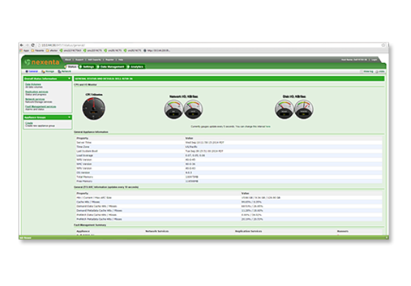戴尔和 Nexenta 软件定义的存储解决方案