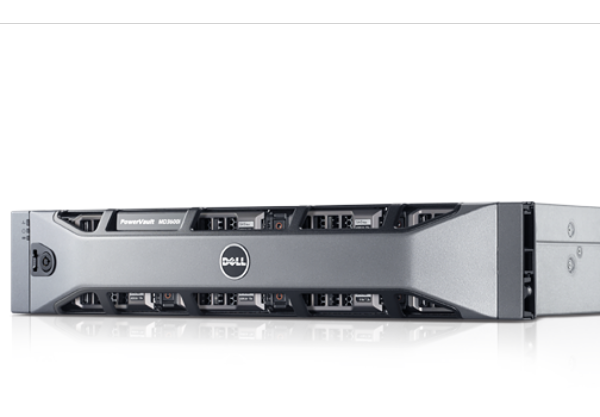 Dell PowerVault NX3100 HA Cluster