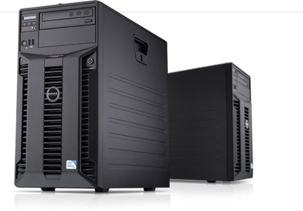 Tower NAS (Network Attached Storage) Dell PowerVault NX200