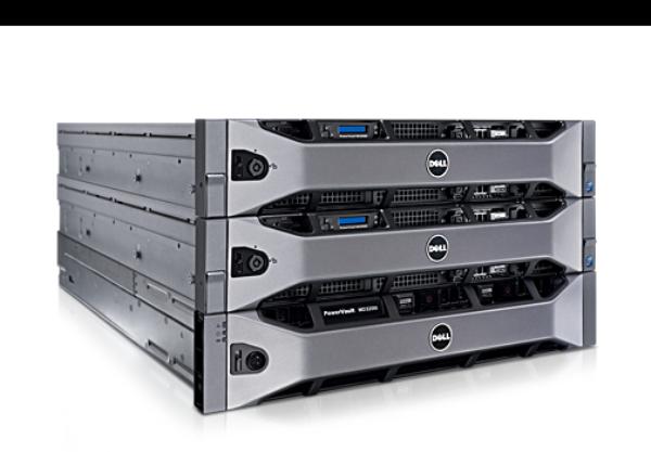 Powervault NX3000HA Cluster Storage System