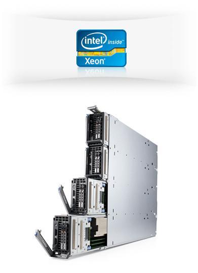 Сервер PowerEdge M420 — уникальное в своем роде решение от Dell