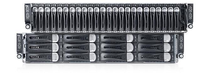 Servidor en rack PowerEdge C6220
