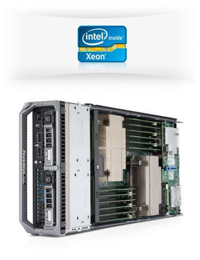 PowerEdge-M520 Server - Solid Performance