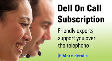 Dell On Call Subscription