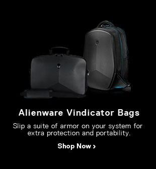 Alienware Vindicator Bags