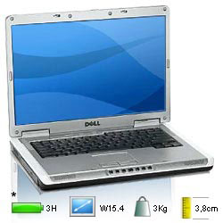 Inspiron 6400 Notebooks